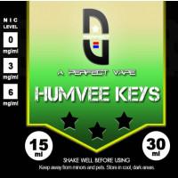 APV Humvee Keys